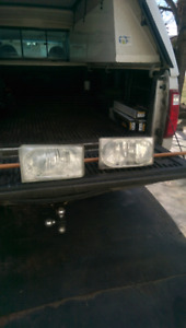 F250/F350 headlights