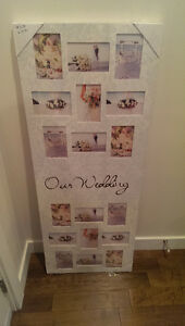 Wedding Photo Board (Brand New)