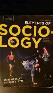 Elements of Sociology: A Critical Canadian Introduction 3rd ed.