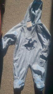 Polo sleeper or jumpsuit - Boys 6-9 mont