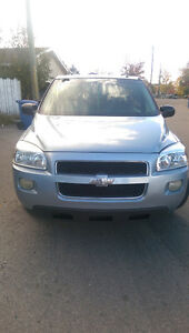 PRICED FOR QUICKSALE - 2007 Chevrolet Uplander LT Van