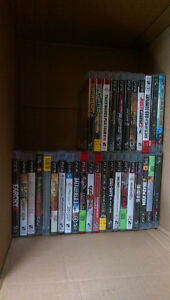 Playstation 3 PS3, 250GB with 32 games