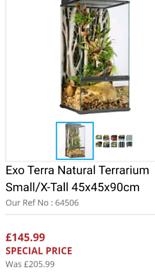 Natural Terrarium