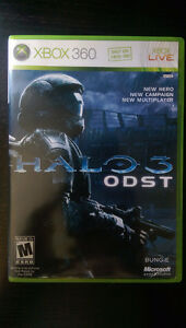 Halo 3: ODST Xbox 360 - Disc 1 ONLY