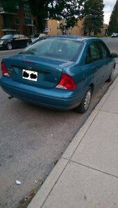 *Low KMs* 2001 Ford Focus