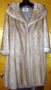 Ladies Mink Coat - Vintage