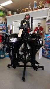 Mercury Outboard Blowout