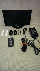 BOSE SoundDock series I  power pack 18V, remote control, acc´s