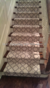 Carpet Installations and sales direct. 647-994-4446.