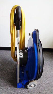 Clean High Speed Floor Buffer By Clarke Us 2500 Foldable For Easy Storage 4