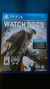 WatchDogs (PS4)