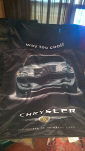 15-20 ft long Pt cruiser dealership banner