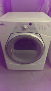 Heavy Duty Electric Dryer = Just Now Available