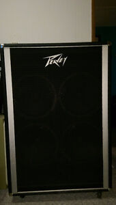 $200 4x12 Peavey Guitar Cab (Cab Only)