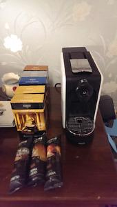Martello Espresso capsule machine in excellent condition.