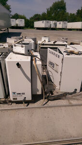 Trailer heaters Thermo King and Carrier
