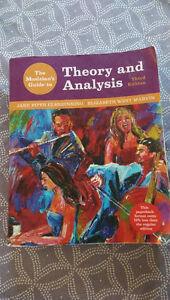 The Musician's Guide to Theory and Analysis, Third Edition