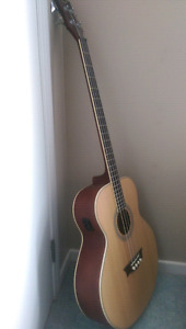 Dean Electric Acoustic Bass