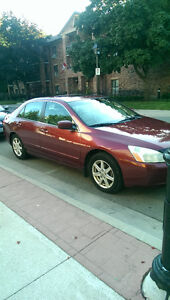 2003 Honda Accord V6 E-TESTED AND CERTIFIED MINT CONDITION