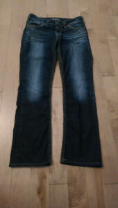 Jeans silver femme taille 29