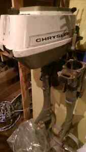 Chrysler 3.6 outboard for parts
