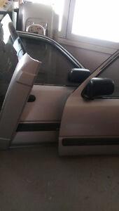 1997 Honda CR-V Doors - Silver Color