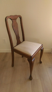 Dining Room Chairs - Antique, set of 4