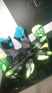 Boots Burton Ziplines & Bindings K2 Vandal (Boys)