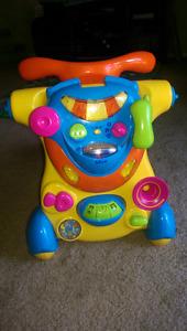 Infant walking/riding toy