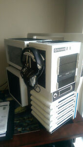 Thermaltake Level 10 GT Snow Edition White and Black Case