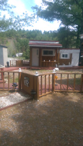 REDUCED CAMP FOR SALE