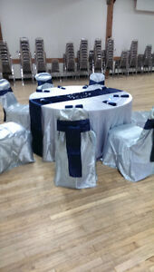 Table Cloths and Chair Covers