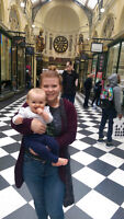 Experienced Nanny looking for full-time work!
