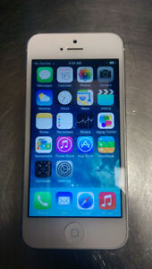 Various Bell / Virgin iPhone 5 16gb & 64gb Good Condition