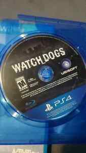 Watch_dogs ps4 Cambridge Kitchener Area image 1
