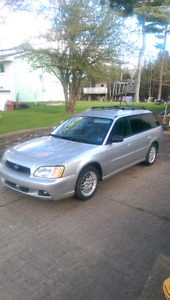 Subaru Legacy Limited Edition AWD