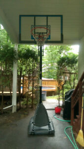 Panier basketball Spalding basketball net