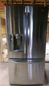 LG Stainless French Door Refrigerator - Model LFX25978ST