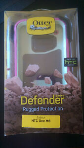HTC One M9 Otterbox Defender Case