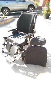 Handicare Ibis X series Tilting wheelchair
