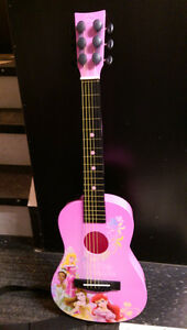 Disney Princess Guitar