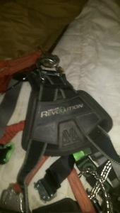 Climbing harness price negotiable