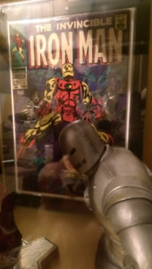 IRONMAN #1 Comic Book