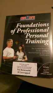 Canfitpro Personal Training Specialist Certification Manual Kitchener / Waterloo Kitchener Area image 1