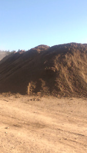 Sale, sale, sale Topsoil, fill, road gravel, and stone