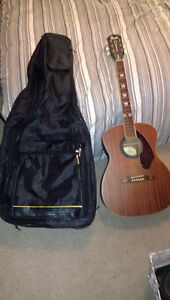 fender tim armstrong hellcat acoustic for sale