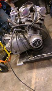 *NEED GONE* Suzuki GS650 GT engine - complete, clean, w/parts