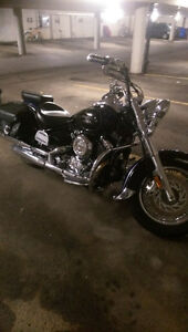 2007 vstar 650 classic mint condition lots of chrome