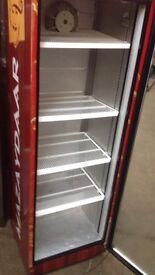 Drink fridge/ upright bottle cooler (used)
