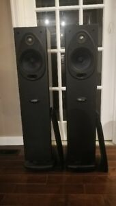 Polk Audio floor speakers